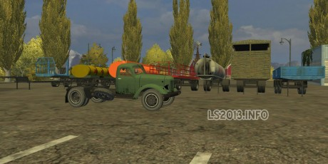 ZIL-MMZ-164-N-Pack