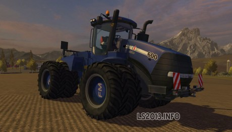 Case-Steiger-600-Blue