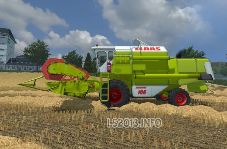 Claas-Dominator-106-Pack