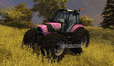 Deutz-Agrotron-430-TTV-Hello-Kitty-Edition-v-1.0