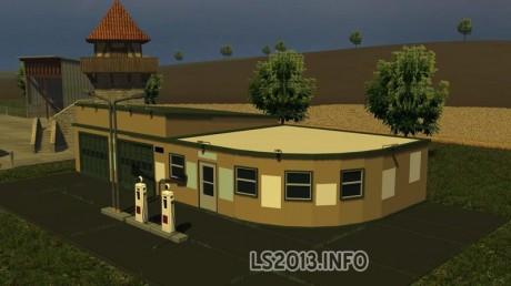Gas-Station-v-1.0