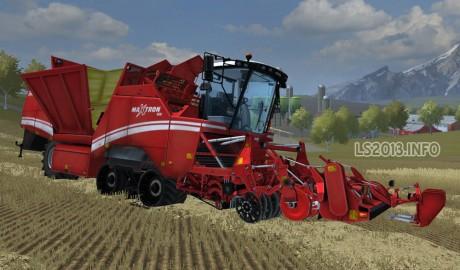 Grimme-Maxtron-620