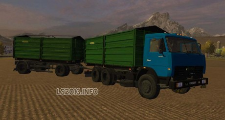 Kamaz-45143-with-Nefaz-8560-Trailer