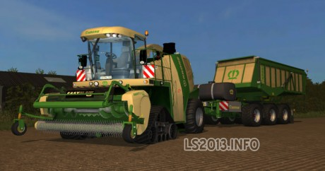Krone-Big-X-1100-Beast-Pack-v-11.0-BETA