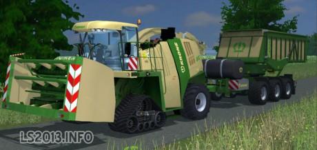 Krone-Big-X-1100-Beast-Pack-v-11.1