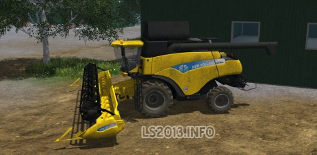 New-Holland-CR-9090-v-3.0-Special-Dirt