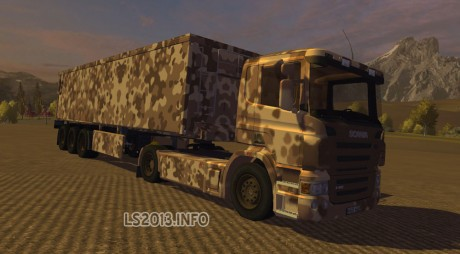 Scania-R-420-with-Kroeger-SRB-35-Trailer-Desert-Edition