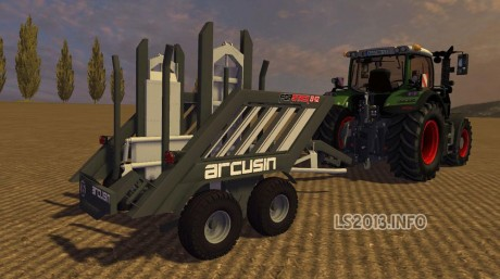 Arcusin-Forstack-8-12-v-1.0-Claas-Quadrant-1200