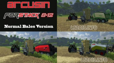 Arcusin-Forstack-8-12-v-1.0-Normal-Bales-Version
