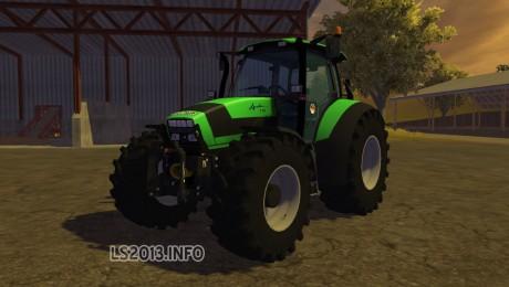 Deutz-Fahr-Agrotron-130