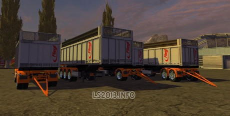 Fliegl-TMK-Cedric-Transports-Edition-Trailers-Pack-1