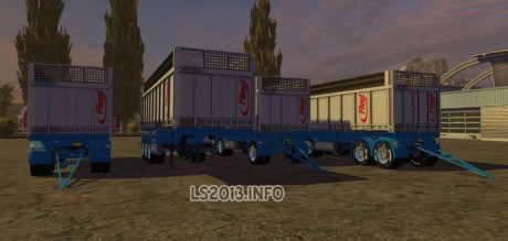 Fliegl-TMK-Sarens-Edition-Trailers-Pack-1