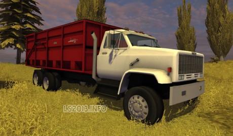 GMC-Dump-Truck