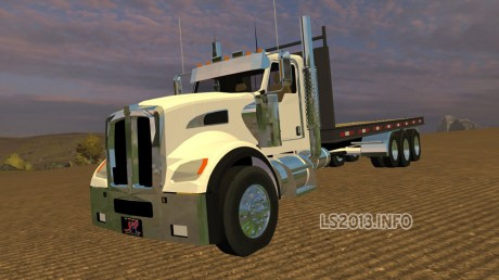 Kenworth-Flatbed-1