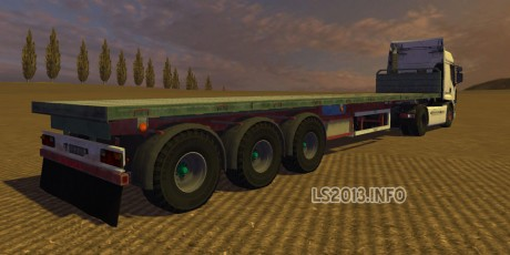 Koegel-Flatbed-Trailer-v-1.0