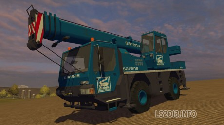 Liebherr-LTM-1030-Sarens-Edition-v-1.0