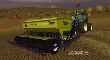 Maxi-Drill-400-S-Sky-Agriculture-Edition-v-1.0