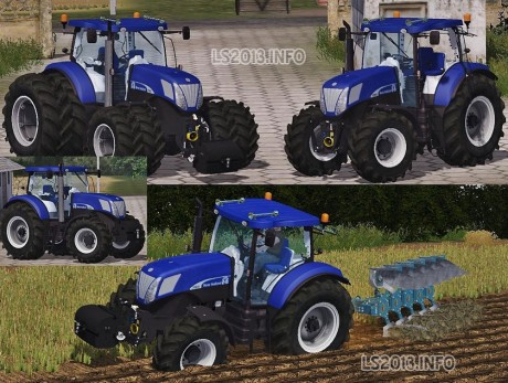 New-Holland-T-7070-Blue-Power-Pack
