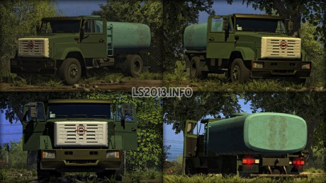 ZIL-4331-Water-Supply-v-2.0