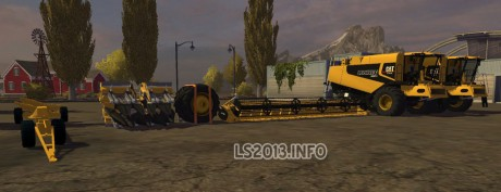 CAT-Lexion-Pack-1