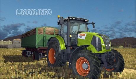 Claas Axion 830 v 3.0 MR