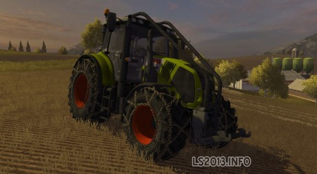 Claas-Axion-850-Forest-Edition