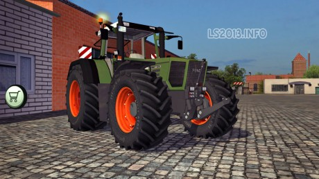Fendt Favorit 824 Turboshift v 2.0