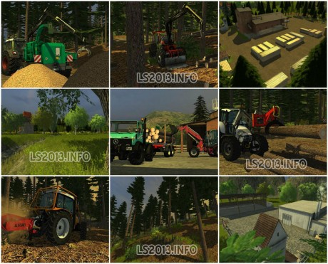 Forest-Mod-v-2.0-BETA