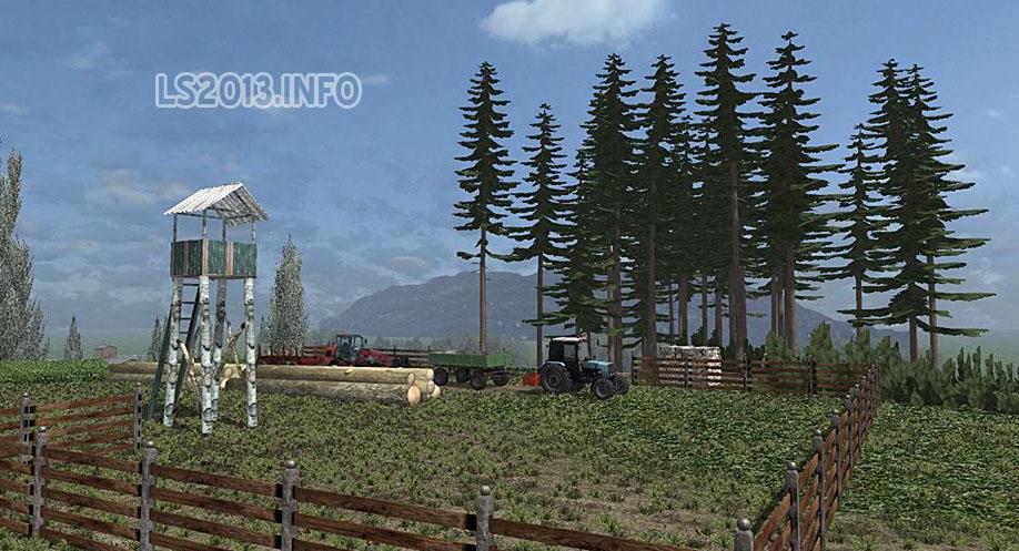 Forest village 1