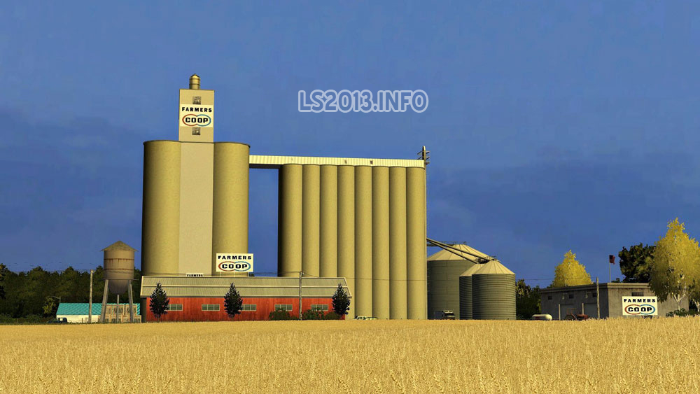 Holzhausen Archives Farming Simulator Modification Farmingmod: Southeastern Usa Map Farming Simulator 2013 At Usa Maps