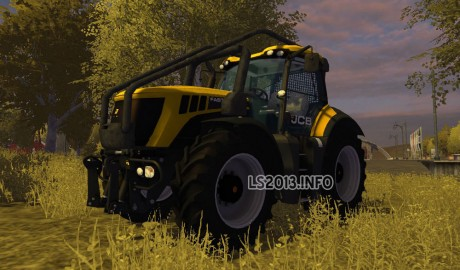 JCB-Fastrac-8310-MR-Forest-Edition