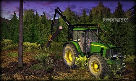 John-Deere-6630-Forest-Edition