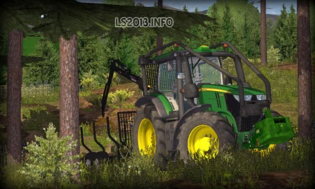 John-Deere-7200-R-Forest-Edition