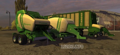 Krone-Multi-Windrow-Pack-v-1.0