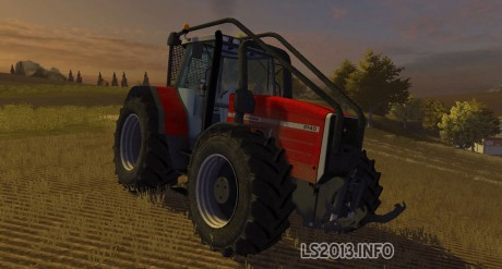 Massey-Ferguson-8140-Forest-Edition