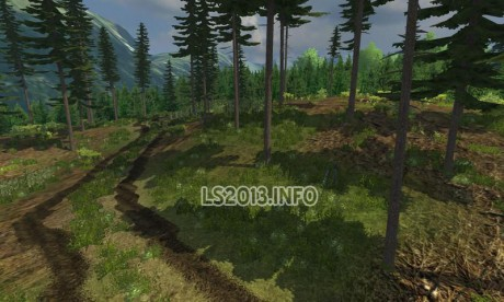 Mountain Valley v 1.0 Forest Edition