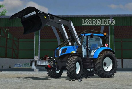 New-Holland-T-7050-Forest-Edition