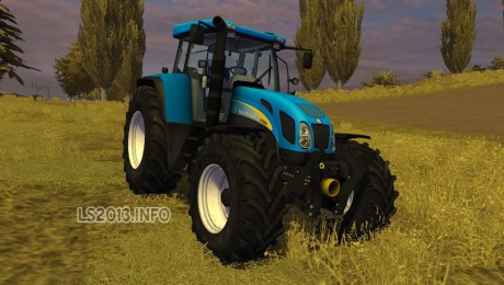 New Holland T7550 MR