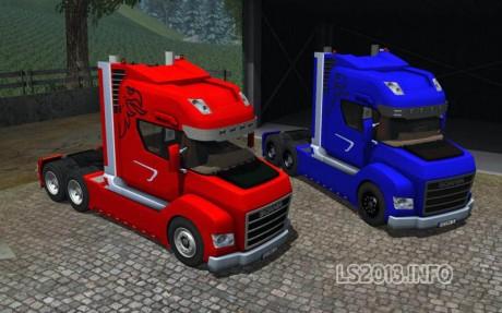 Scania Stax v 2.0