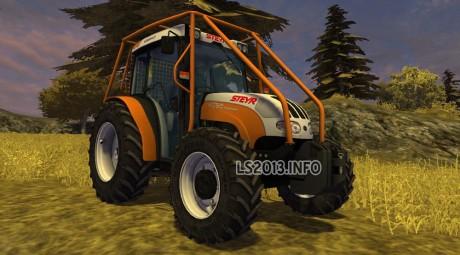Steyr-Kompakt-4095-Forest-Edition