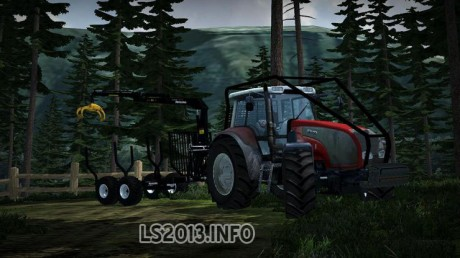 Valtra-T-140-Forest-Edition