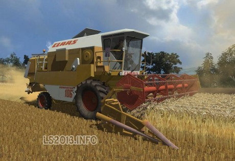 Claas-Dominator-106-Pack-v-1.0