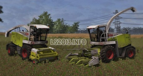 Claas-Jaguar-870-Pack