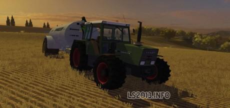 Fendt Farmer 306 v 3.0