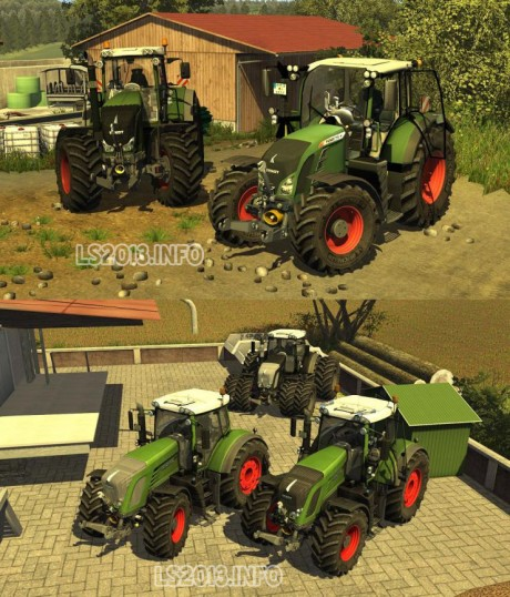 Fendt-Vario-Elite-Pack
