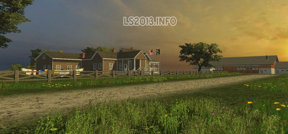 Map Corn Ls 2013 Mods Part 10: Southeastern Usa Map Farming Simulator 2013 At Usa Maps