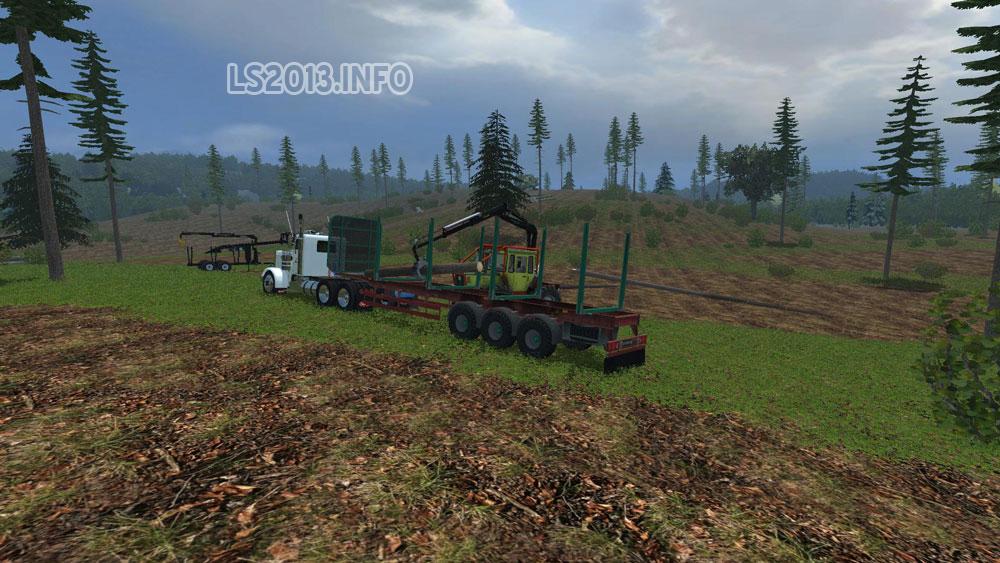 Map Usa Farming Simulator 2013%0A IdahoUSAv   TimberEdition