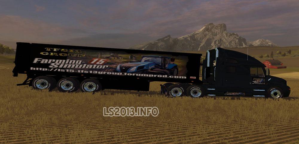 Kenworth Farming Simulator Edition Trailer