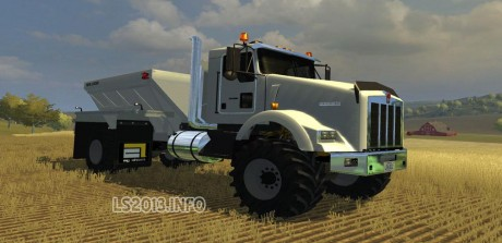 Kenworth-T-800-Fertilizer-Spreader