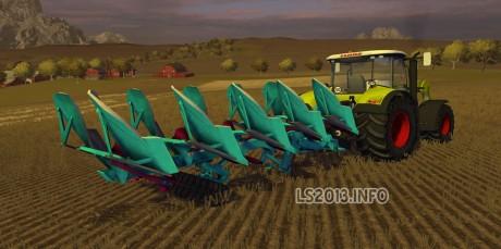 Lemken-Plough